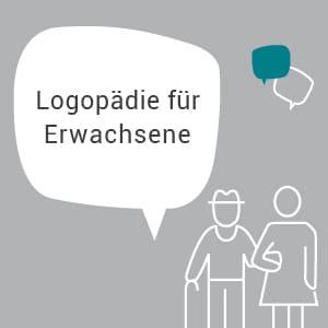 Logopädie für Erwachsene Link Button