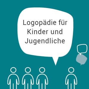 Logopädie für Kinder und Jugendliche Sprachspielerei Button